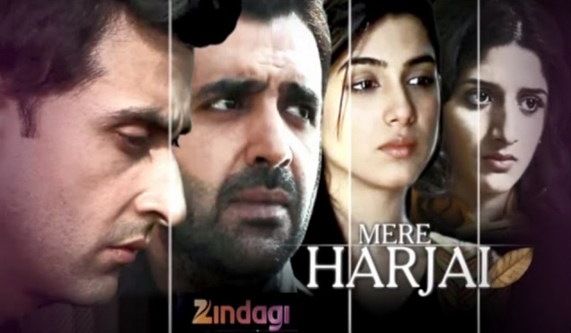 Mere Harjaai Zindagi TV Serial Cast, STory, Full Story, Repeat Telecast Timings Schedule