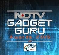 NDTV Gadget Guru Awards 2015 with India Gadget Expo 2015