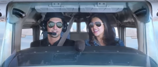 New Lava Iris X8 Aeroplane Flying Ad- Deeksha Seth Video