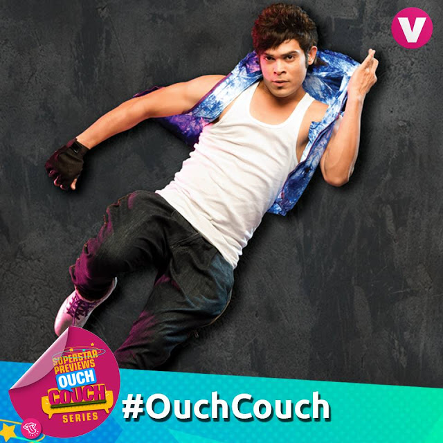 'Ouch Couch' Channel V Talk Show SuperStar Preview Guest Celebrity, Timings