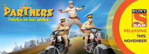 'Partners' Sab TV Serial Wiki, Cast, Story, Timings | Droutinelife