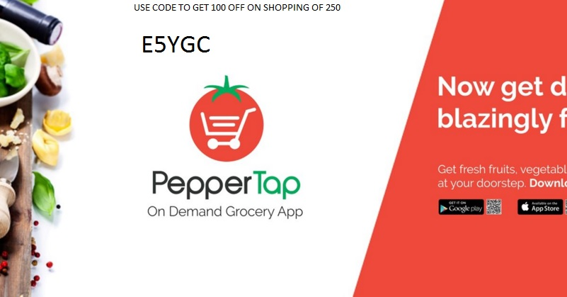 Peeper Tap Latest Code to get Rs. 100 OFF