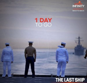 Plot of 'The Last Ship' Colors Infinity New Series