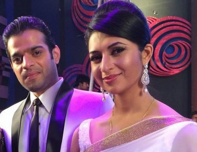 An evening in Paris for Raman and Ishita