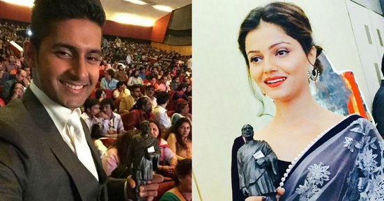 Ravi Dubey and Rubina Dilaik get Dada Saheb Phalke Award