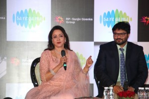 Saregama Dream Girl Music Album Launch | Images | Hema malini | Bulbul