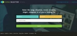 Saregama song selector