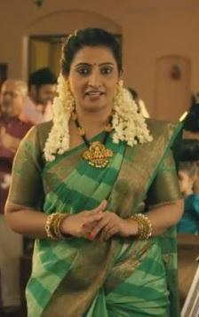 Sujitha | Mrs. Chinnathirai | Mrs சின்னத்திரை | Pics | Images | Cast |TWiki| Timings