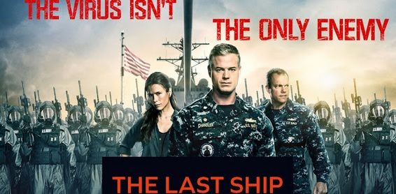 'The Last Ship'  Wiki Plot, Star Cast, Timing,Promo Video Colors Infinity Series| Droutinelife