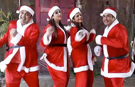 How Christmas will be celebrated in TV Serials | Droutinelife